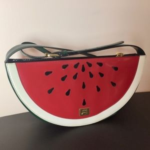Funky Vintage Moschino Watermelon Bag